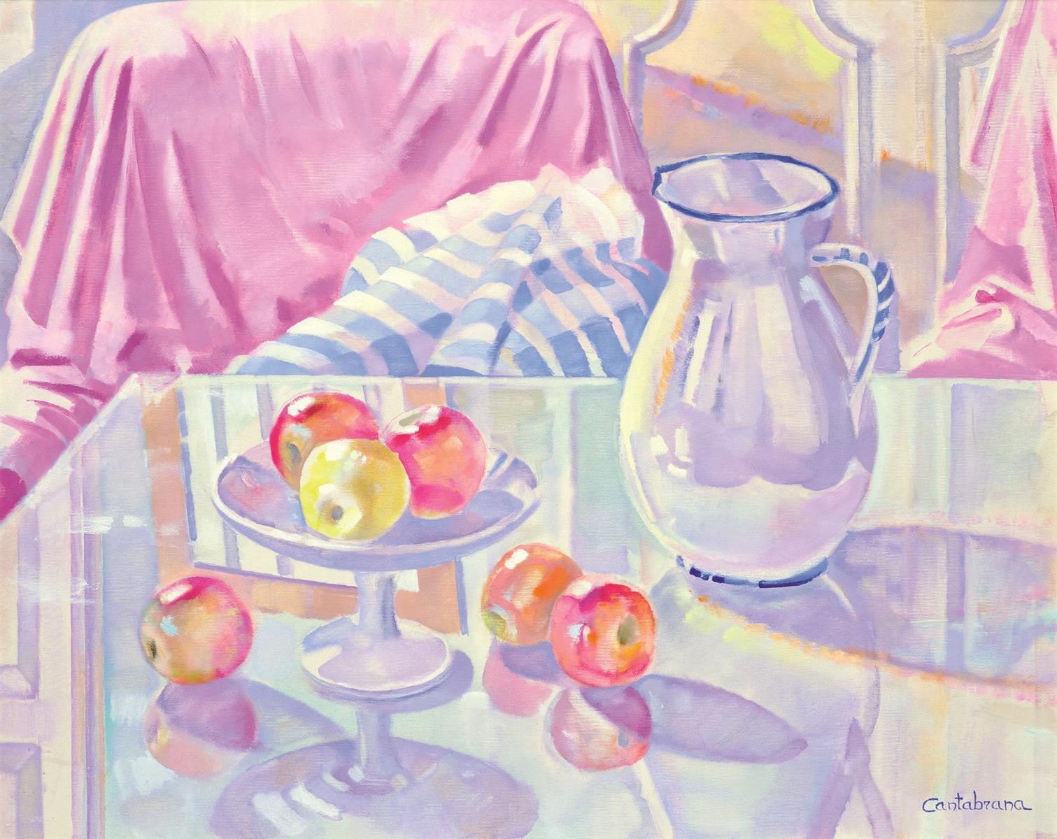 Composicion-con-manzanas-oleo-sobre-lienzo-65x81-cm