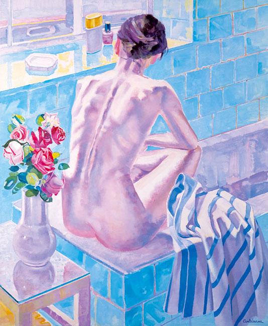 Desnudo-con-rosas-oleo-sobre-lienzo-100x81-cm