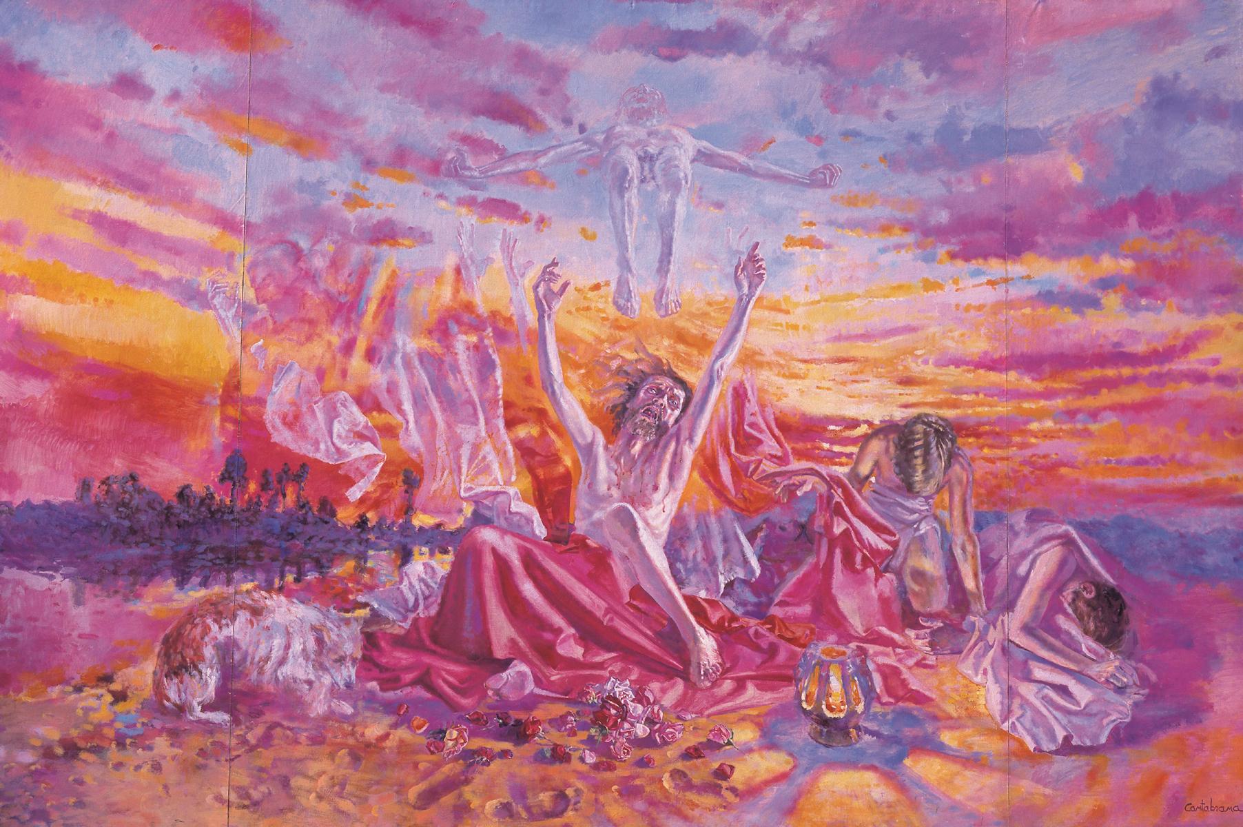 La-Oracion-en-el-Huerto-oleo-sobre-lienzo-360x240-cm