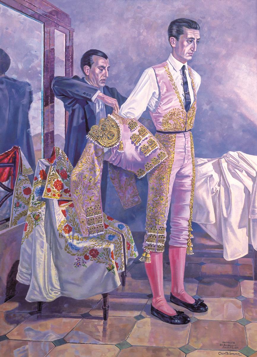 Manolete-oleo-sobre-lienzo-180x140-cm